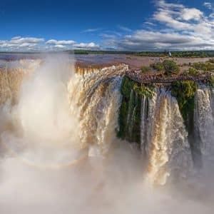 Drone Photography Of Iguasu Falls Argentina & Brazil | Airborne Visuals